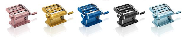 Marcato 150 Nudelmaschine - Farben