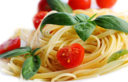 Pasta Tomaten Salat